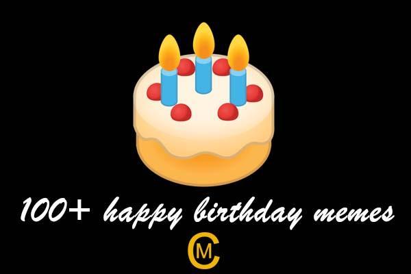 100 happy birthday memes