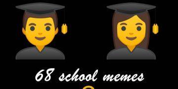 68 school meme