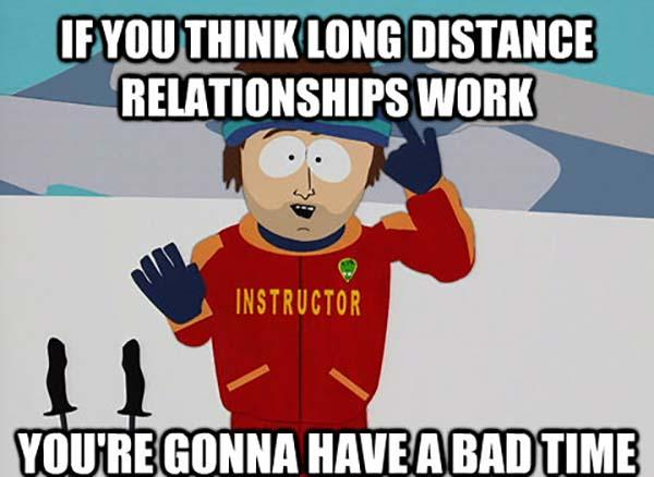 funny long distance relationship memes