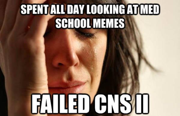 funny medical school memes