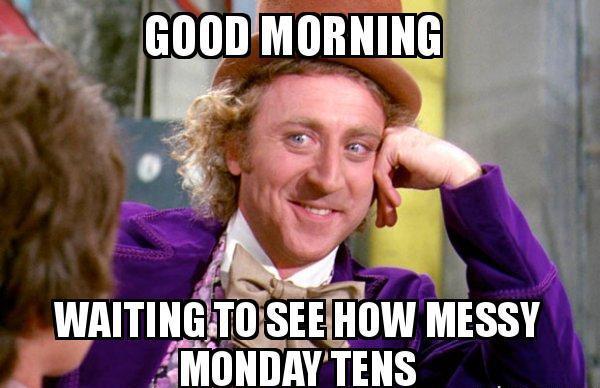 good morning monday meme
