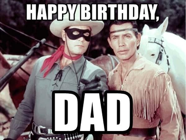 happy birthday dad meme classic