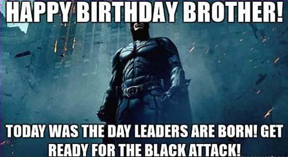 happy birthday brother meme Amazing 20 Birthday Memes For Your B