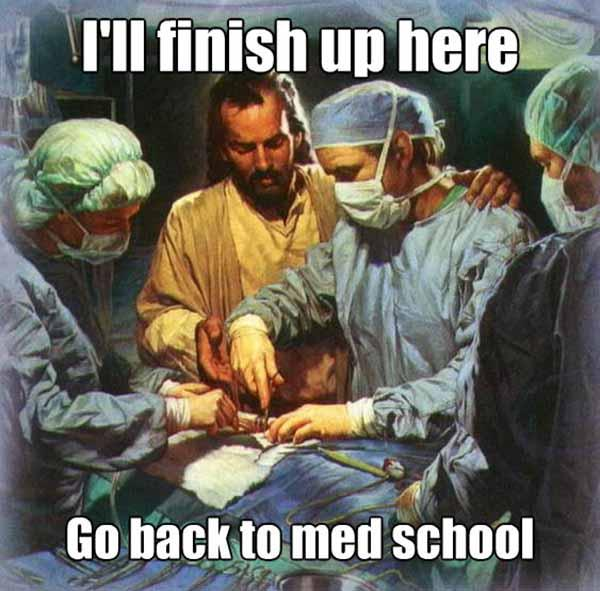 medical school memes