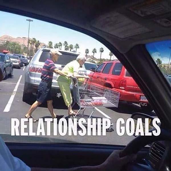 relationship goals meme cute