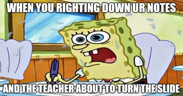 school memes funny