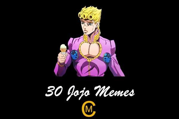 35 Jojo memes