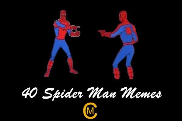 40 Spider Man memes