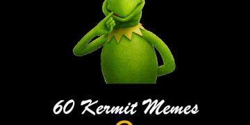 60 Kermit memes