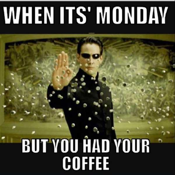 Funny-Memes-For-Monday-Coffee