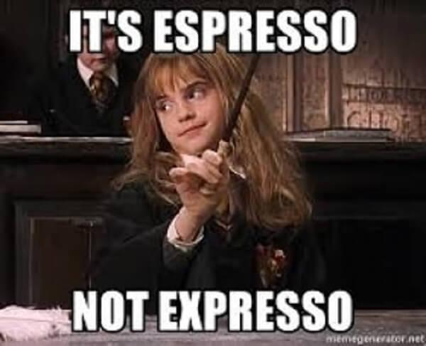 coffee meme espresso