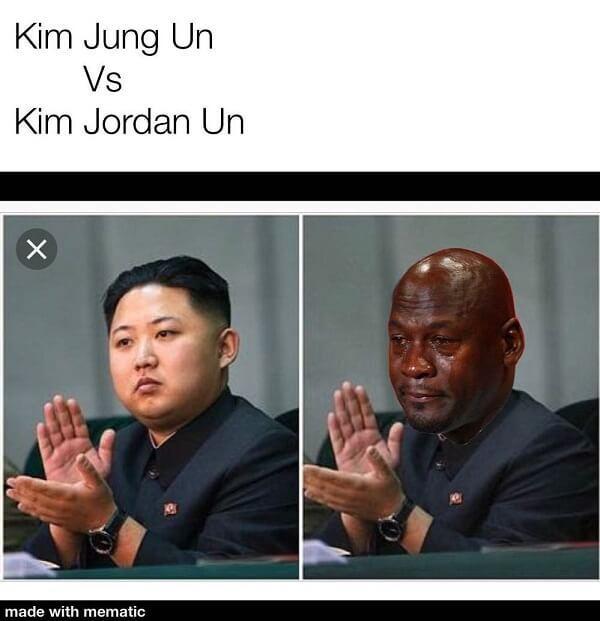 crying jordan meme kin jordan Un