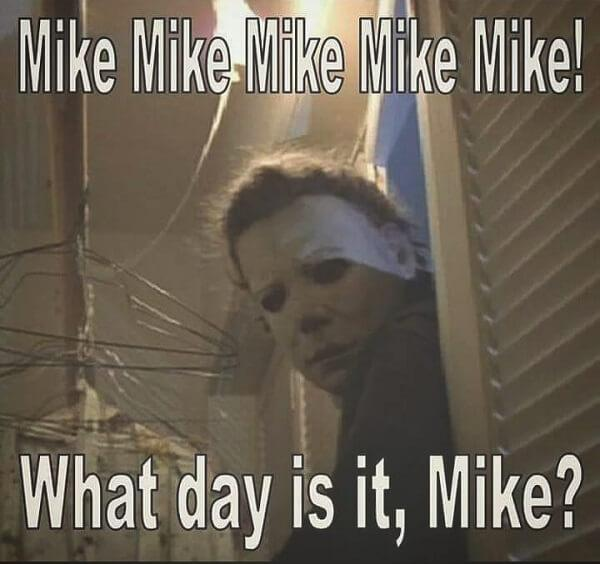 hump day meme what day is it mike