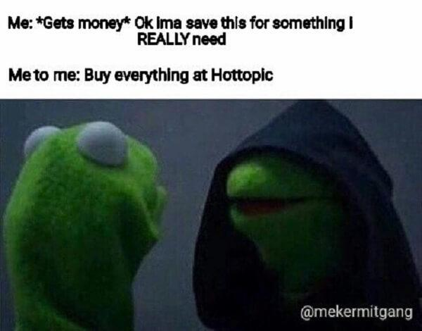 kermit meme gets money