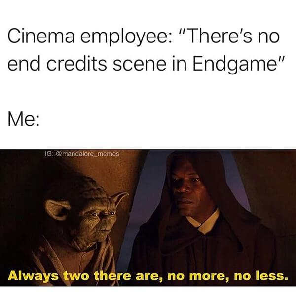 star wars meme cinema employee
