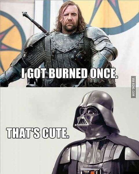 star wars meme game of thrones