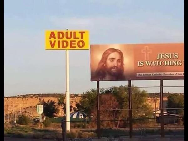 Jesus is watchng funny jesus meme