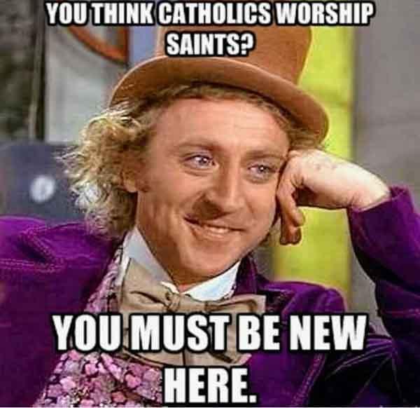 catholic meme funny