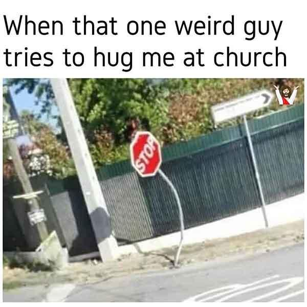 christian meme when that one werid guy...