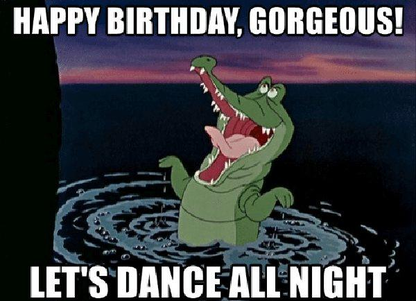 disney birthday memes lets dance