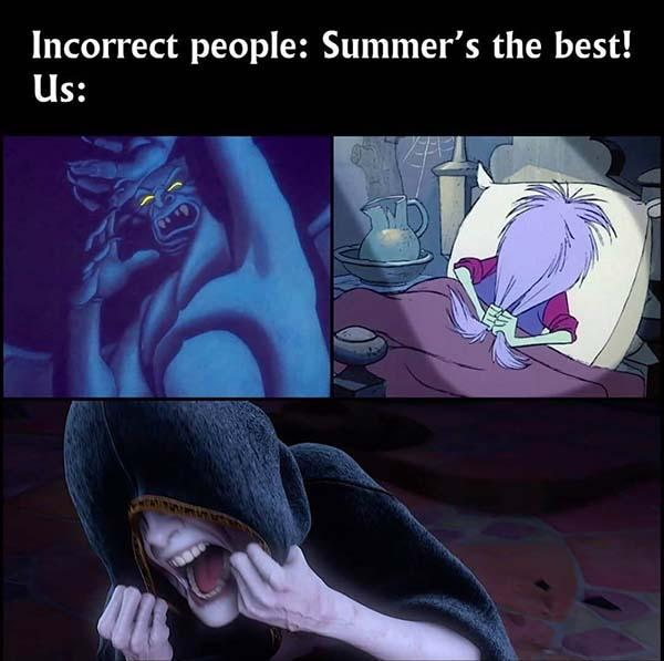 disney meme incorrect people...