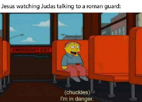 jesus-watching-judas-talking-to-a-roman-guard-chuckles-im