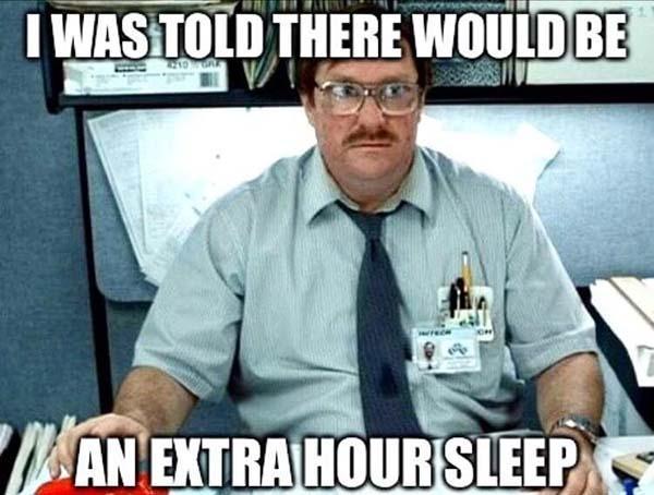 office space meme hour of sleep