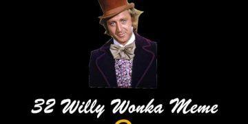 32 Willy Wonka Meme