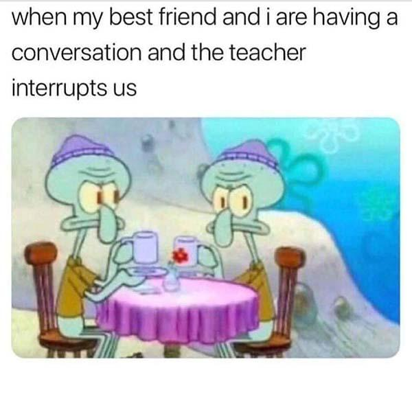 best friend memes when best friend and i are having conversation