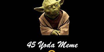 45 Yoda Meme