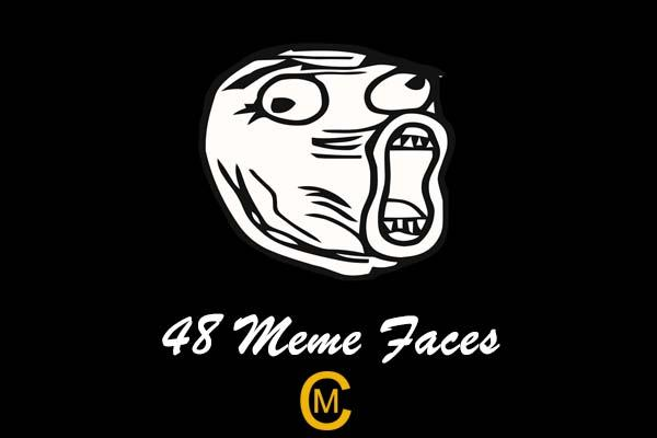 48 Meme Faces