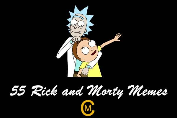 55 Rick and Morty Meme