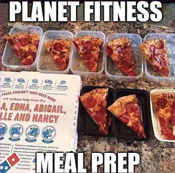 planet-fitness-meme-prep fitness pizza meme