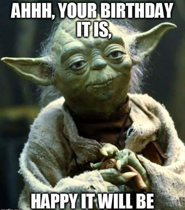 yoda birthday meme happy it will be