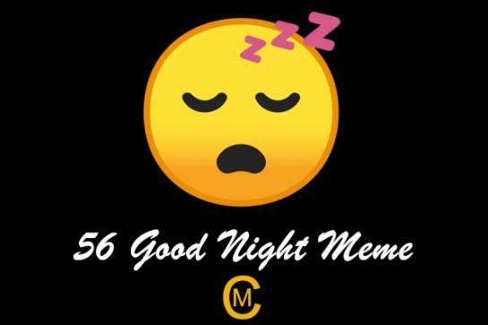 56 Good Night Meme