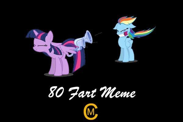 80 Fart Meme