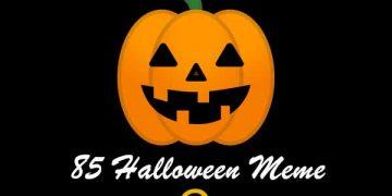 85 Halloween Meme