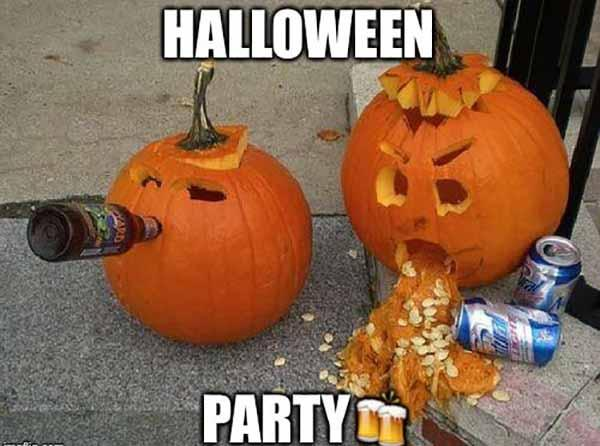 Funny HALLOWEEN PARTY