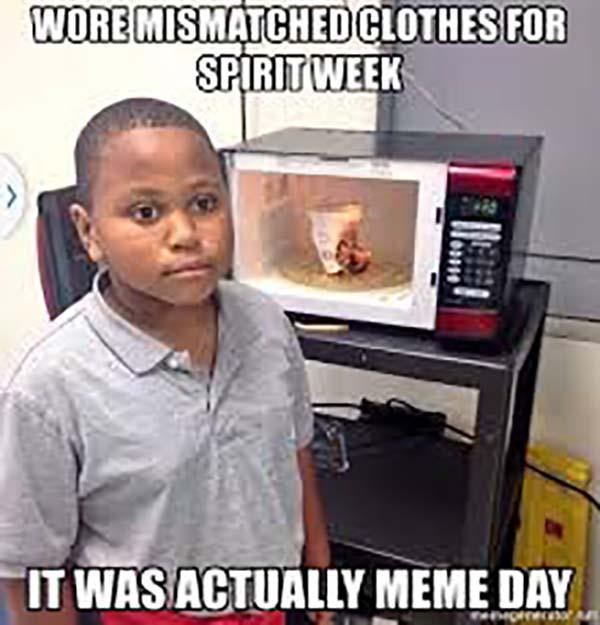 actually meme day