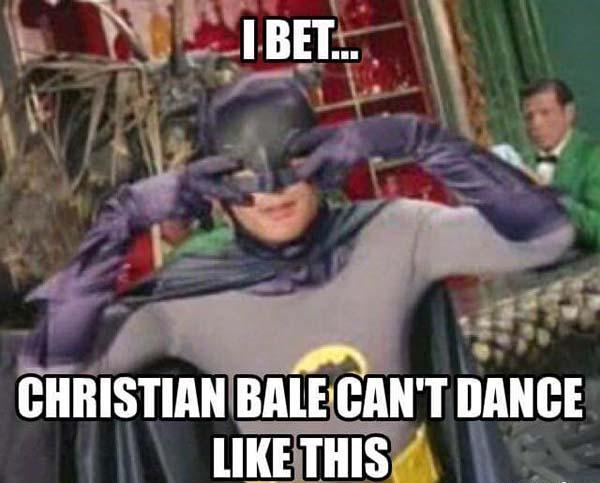 adam west batman meme