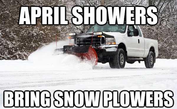 april snow meme