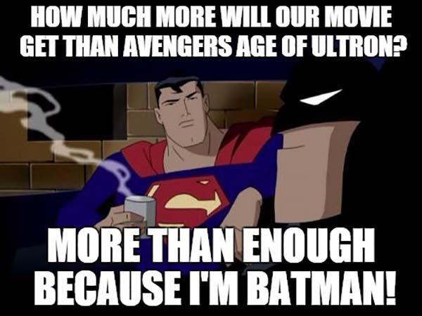because i'm batman meme