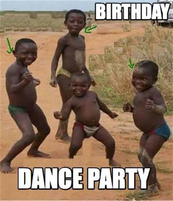 birthday dancing baby meme