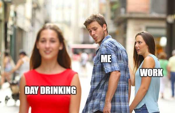 day drinking meme