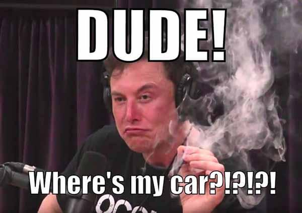 funny dude where's my car meme
