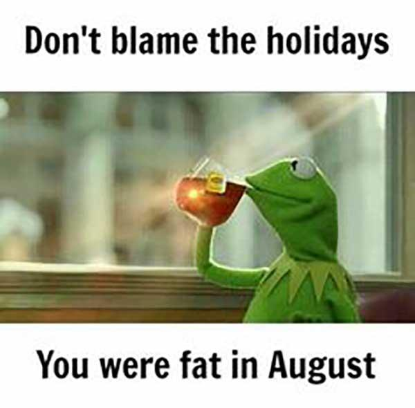 funny kermit drinking tea meme