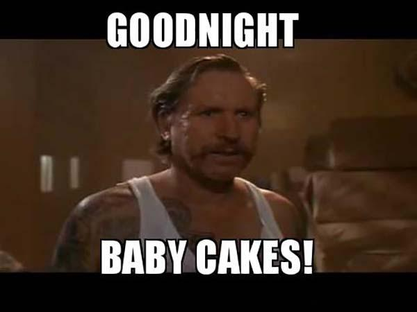 good night baby meme