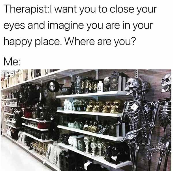 hilarious halloween meme