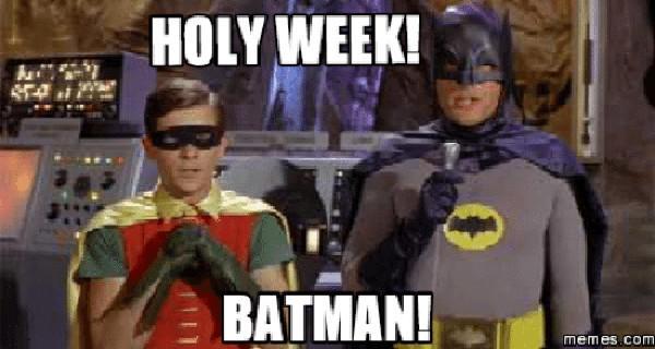holy batman meme