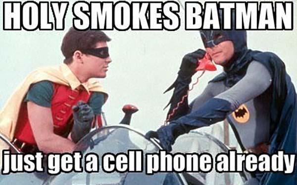 holy smokes batman meme